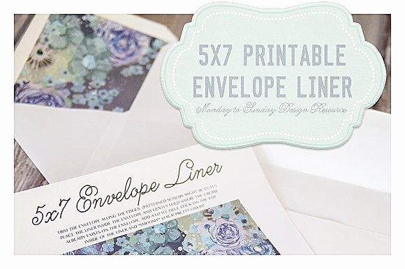 5x7 Envelope Template Word Beautiful Save 5x7 Handy Envelope Liners Invitation Templates