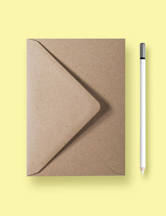 5x7 Envelope Template Word Fresh Envelope Template 37 Free Printable Psd Pdf Eps Word