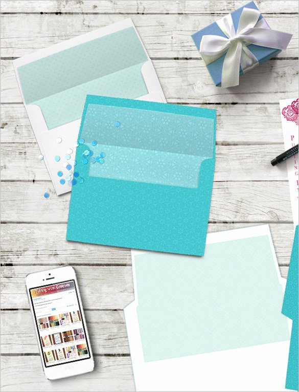 5x7 Envelope Template Word Lovely 6 5x7 Envelope Templates Doc Psd Pdf