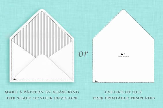 A2 Envelope Template Word Fresh Free Envelope Liners and Templates