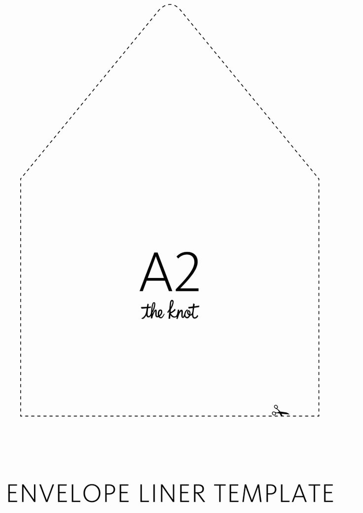 A7 Envelope Liner Template Awesome Best 25 Envelope Liners Ideas On Pinterest