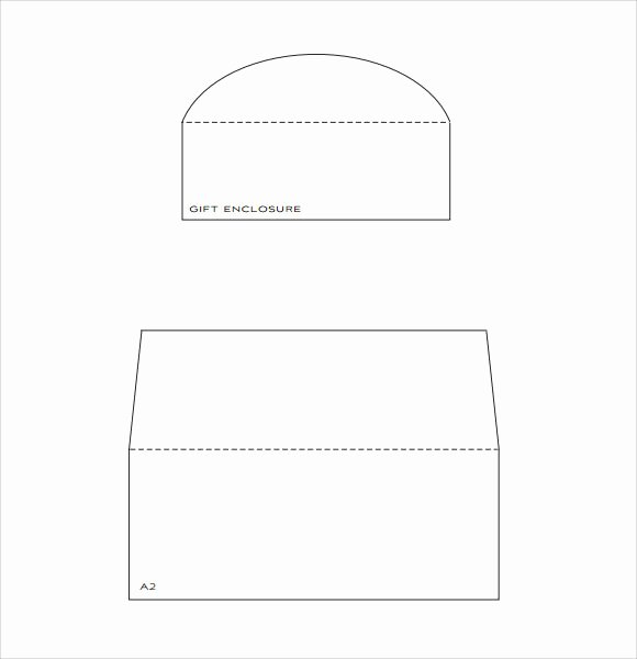 A7 Envelope Liner Template Beautiful 9 Envelope Liner Templates Download for Free