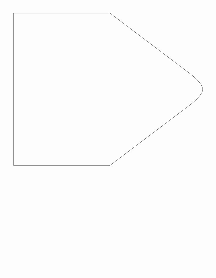 A7 Envelope Liner Template Elegant Envelope Liner Template