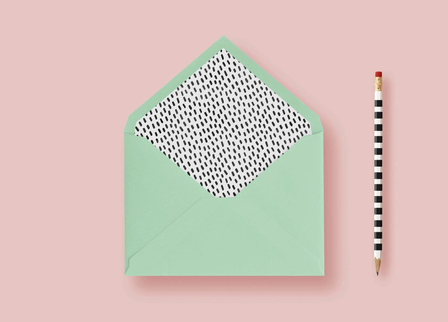 A7 Envelope Liner Template Unique Raindrops Envelope Liner Striped Envelope Liner A7 Envelope