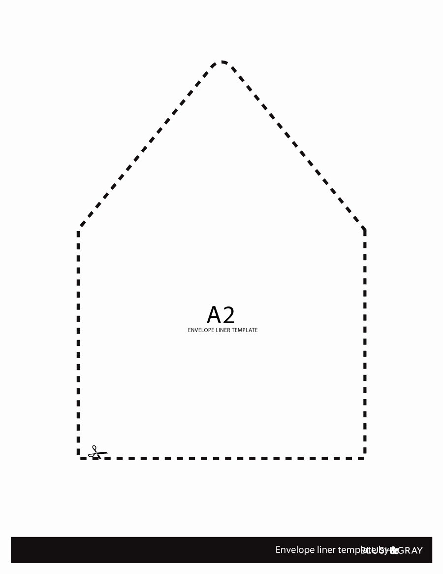 A7 Envelope Template Word Best Of 40 Free Envelope Templates Word Pdf Template Lab