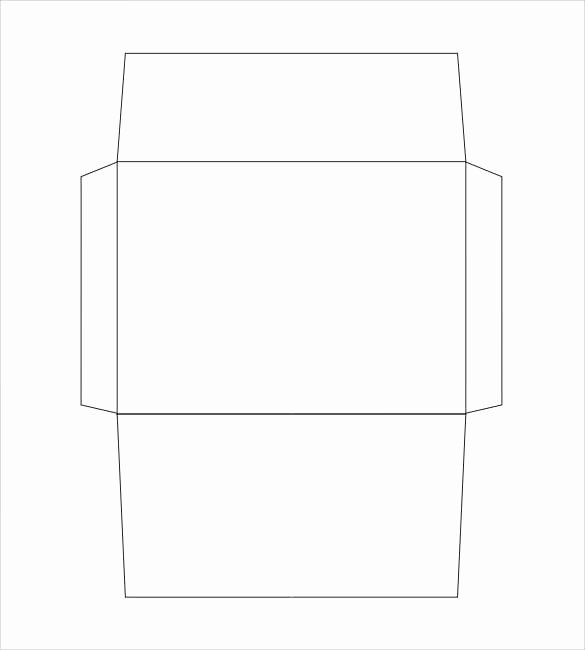 A7 Envelope Template Word Best Of A7 Envelope Template Word