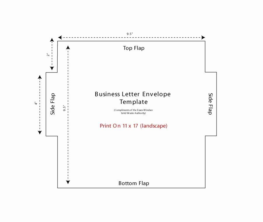 A7 Envelope Template Word Fresh 40 Free Envelope Templates Word Pdf Template Lab
