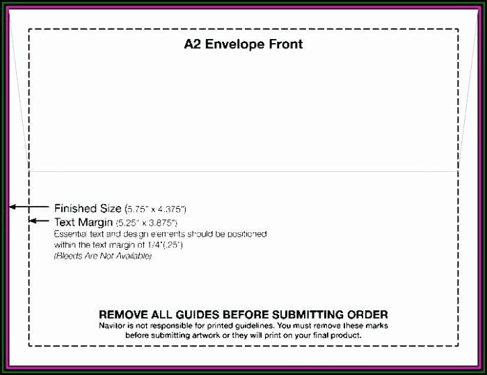 A7 Envelope Template Word Fresh 9 Remittance Envelope Template Template 1 Resume