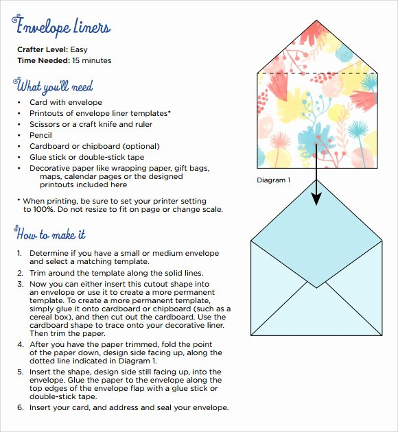 A7 Envelope Template Word Fresh A6 Envelope Word Template Full Version Free software