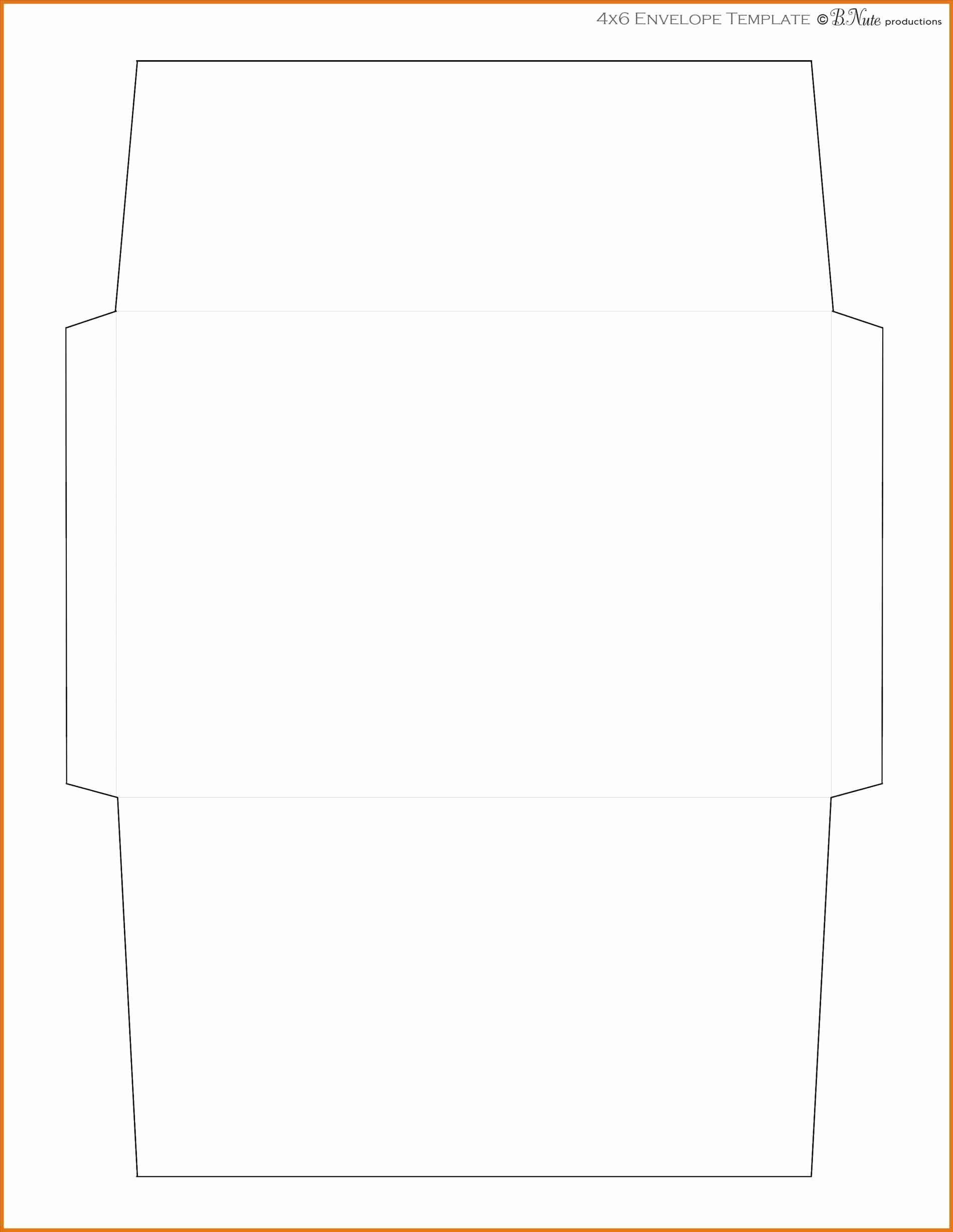 A7 Envelope Template Word Lovely A7 Envelope Liner Template
