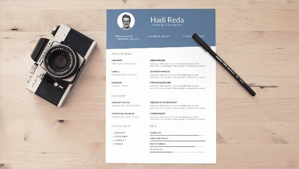 Academic Cv Template Word Elegant Academic Resume Template 6 Free Word Pdf Document