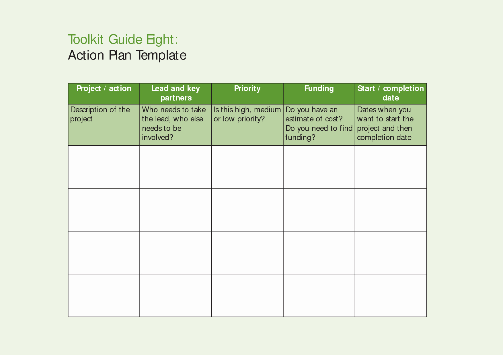 Action Plan Template Word Elegant Stunning General Action Plan Template Word Examples Thogati