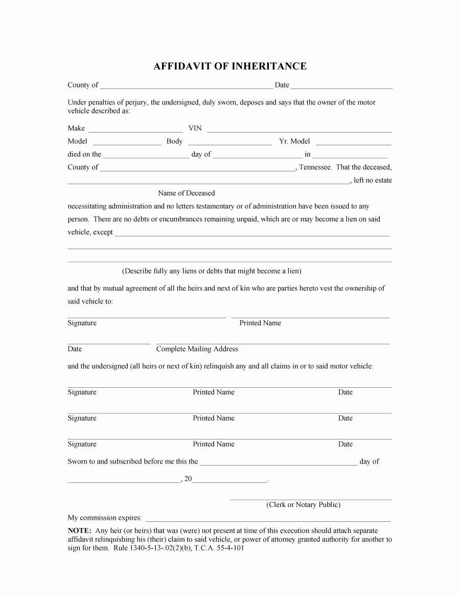 Affidavit Of Support Template Fresh 48 Sample Affidavit forms & Templates Affidavit Of