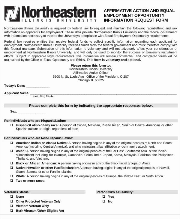 Affirmative Action Plan Template Fresh Contract for Deed Template Illinois Templates Resume