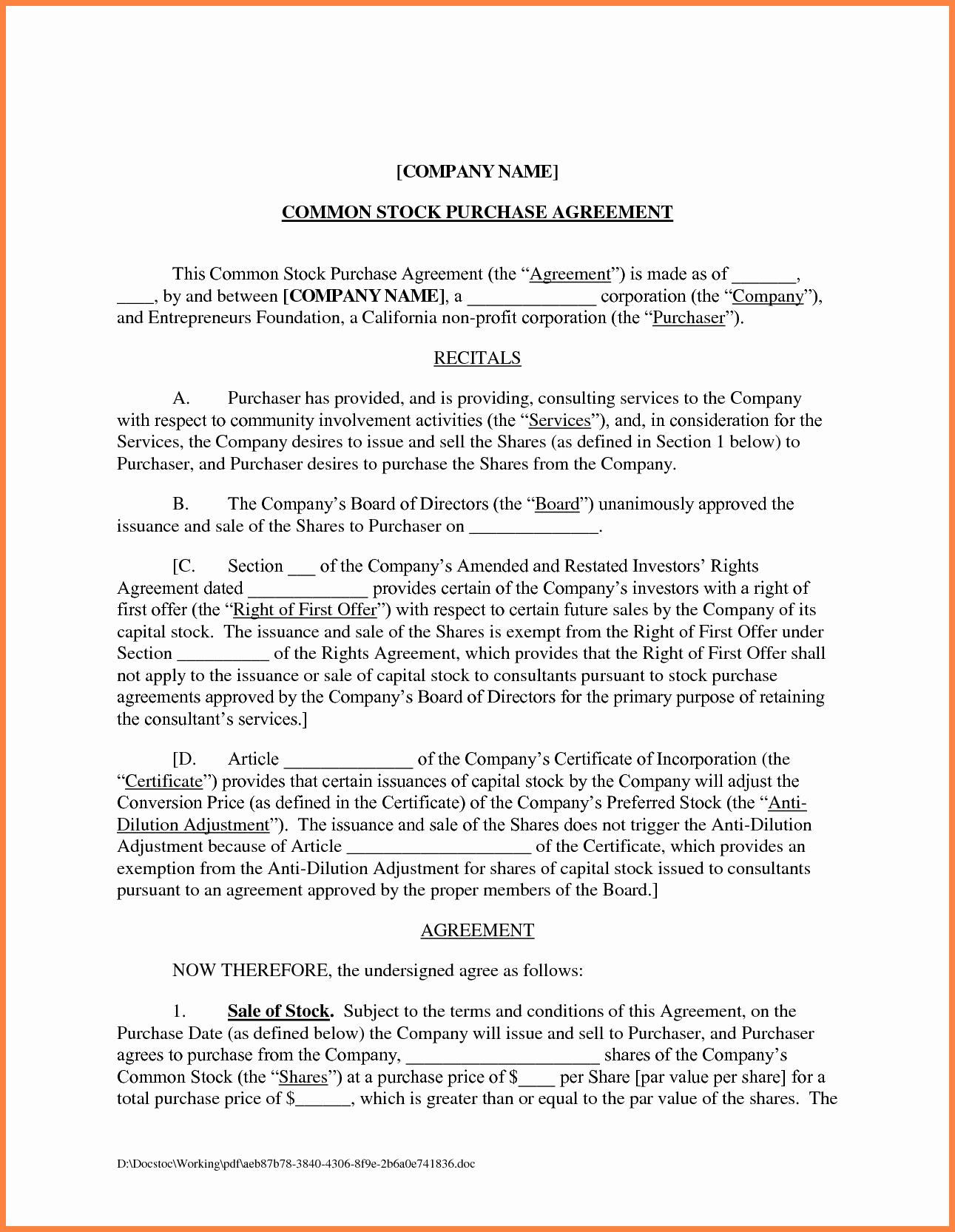 Agreement Template Between Two Parties Elegant 3 Business Agreement Template Between Two Parties