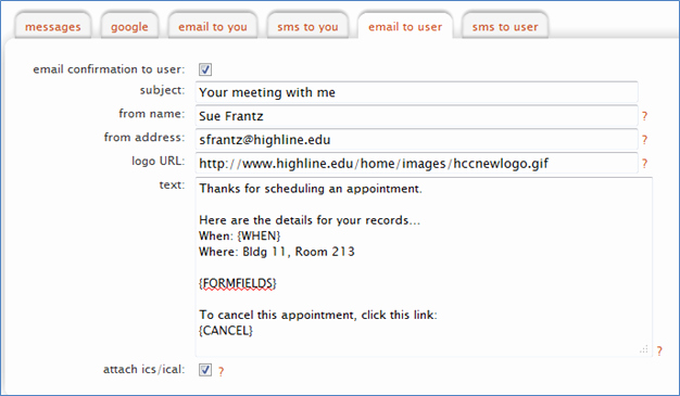 Appointment Confirmation Email Template New Informal Meeting Notice Sample