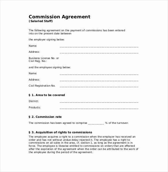 Art Commission Contract Template Elegant 12 Mission Agreement Templates Word Pdf Apple