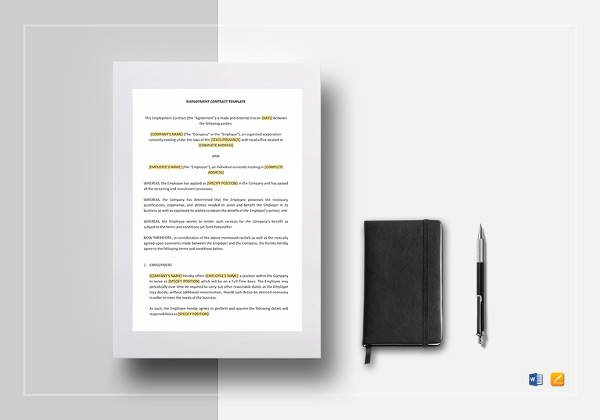 Artist Commission Contract Template Awesome Mission Contract Template 12 Download Free Documents