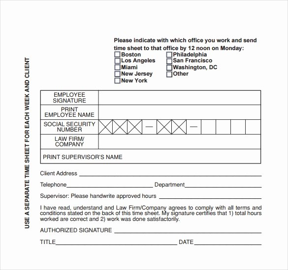 Attorney Billing Timesheet Templates Inspirational 13 Legal and Lawyer Timesheet Templates – Free Sample