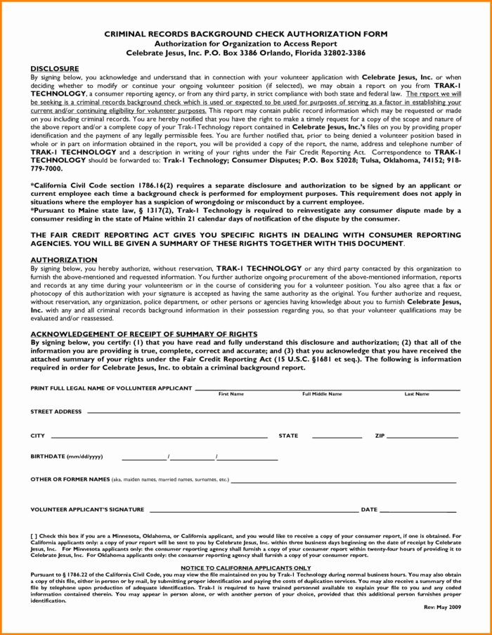 Background Check form Template Awesome Ach Deposit Authorization form Template Templates