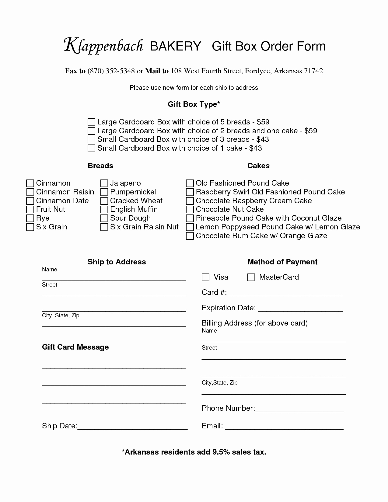 Bakery order forms Template Inspirational 17 Best Of Bakery Inventory Worksheet Restaurant