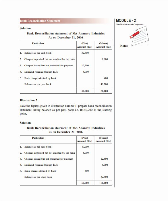 Bank Statement Template Excel Awesome Sample Bank Statement Template 13 Free Documents