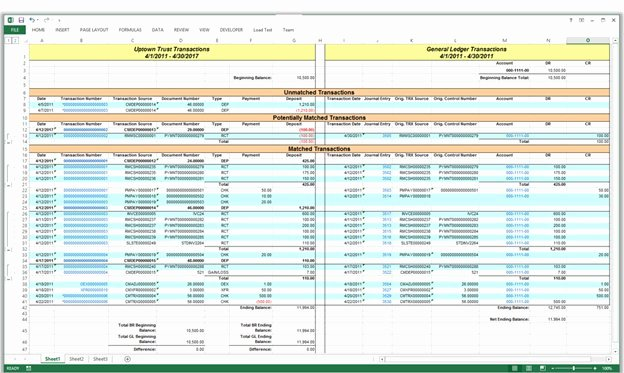 Bank Statement Template Excel Luxury Microsoft Dynamics Gp 2013 Reconcile Bank Reconciliation