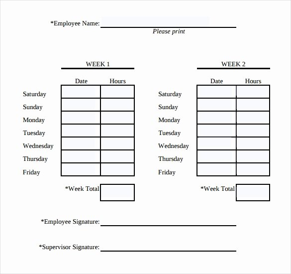 Basic Monthly Timesheet Template Best Of 31 Simple Timesheet Templates Doc Pdf
