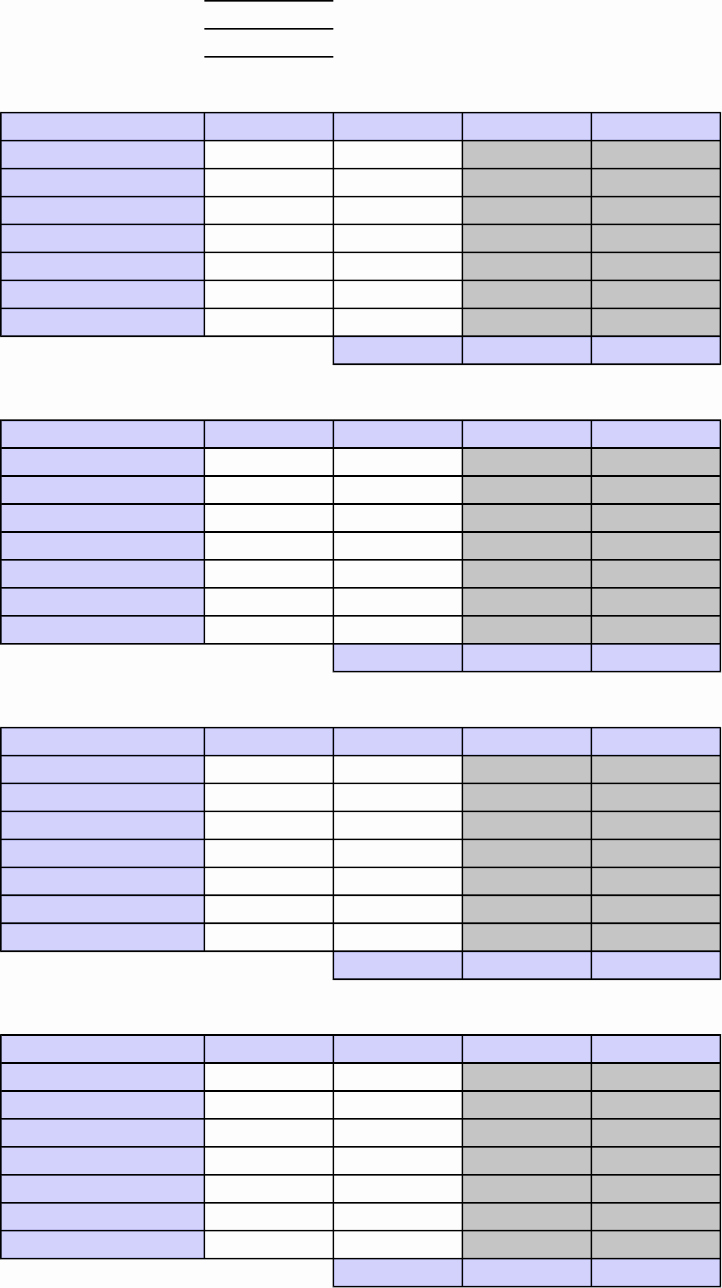 Basic Monthly Timesheet Template Unique Download Basic Monthly Timesheet Template for Free