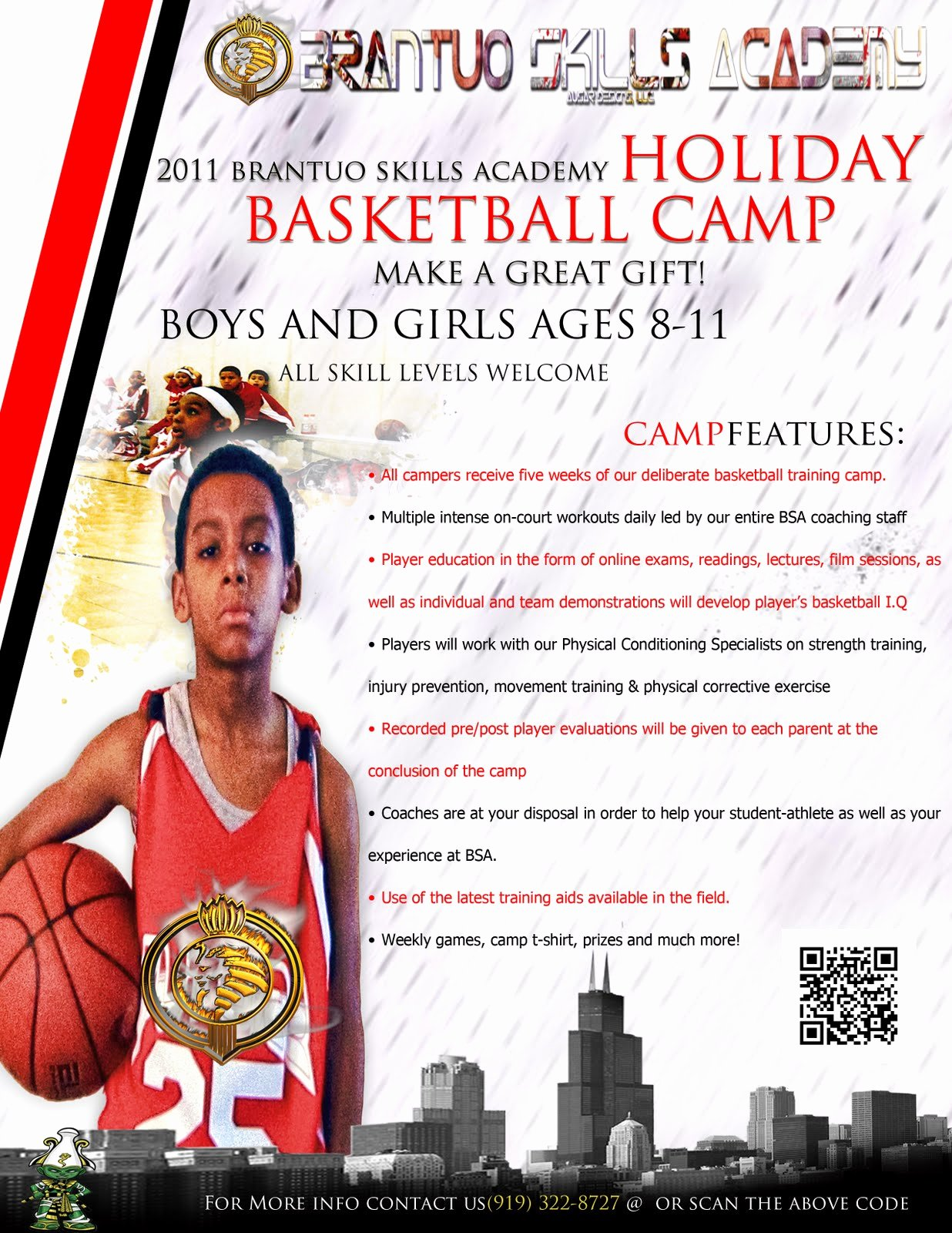 Basketball Camp Flyer Template Beautiful the Brantuo Skills Academy November 2011