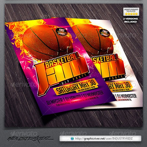 Basketball Camp Flyer Template Best Of Basketball Flyer Template 24 Download Documents In Pdf