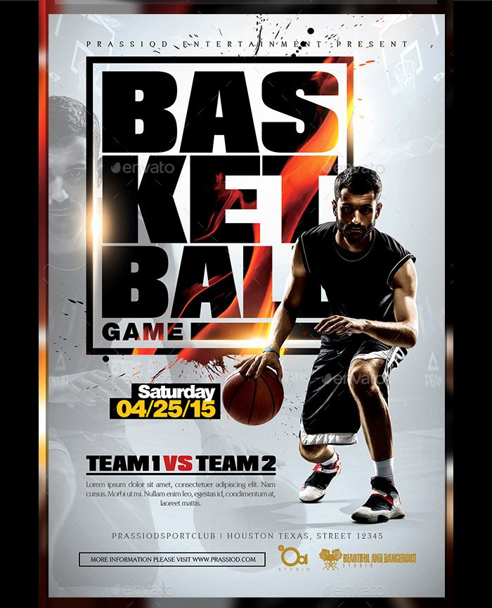 Basketball Camp Flyer Template Luxury 36 Basketball Flyer Psd Templates Free & Premium Designyep