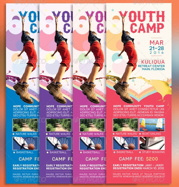 Basketball Camp Flyer Template New 19 Youth Camp Flyer Free Premium Psd Vector Png Jpg