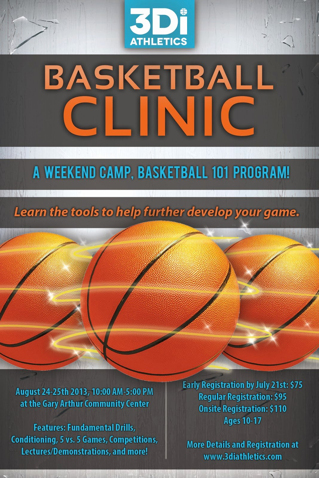 Basketball Camp Flyer Template Unique Ilia Munity Postings July 2013