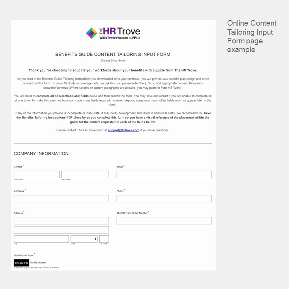 Benefit Enrollment form Template Beautiful Benefits Enrollment Guide Template 20 Pg Outdoor Vibrant