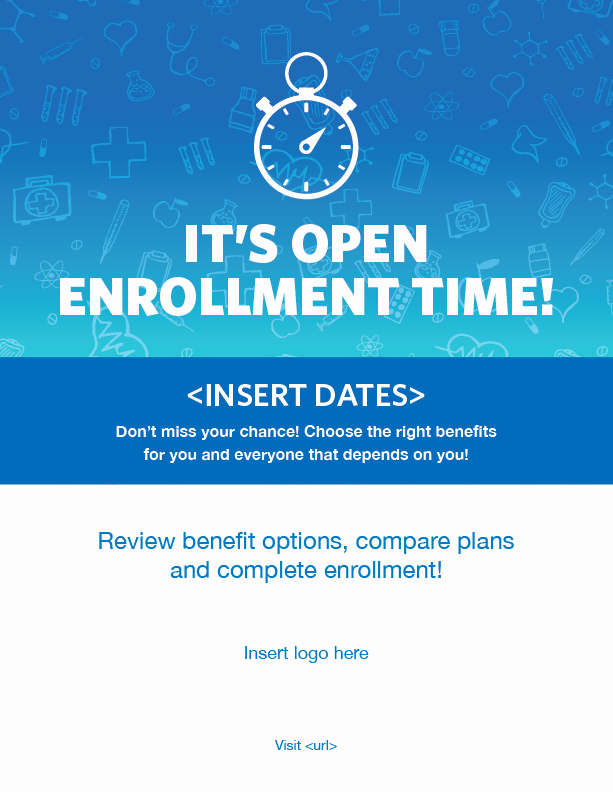 Benefit Enrollment form Template Best Of Open Enrollment Munication Templates Resources