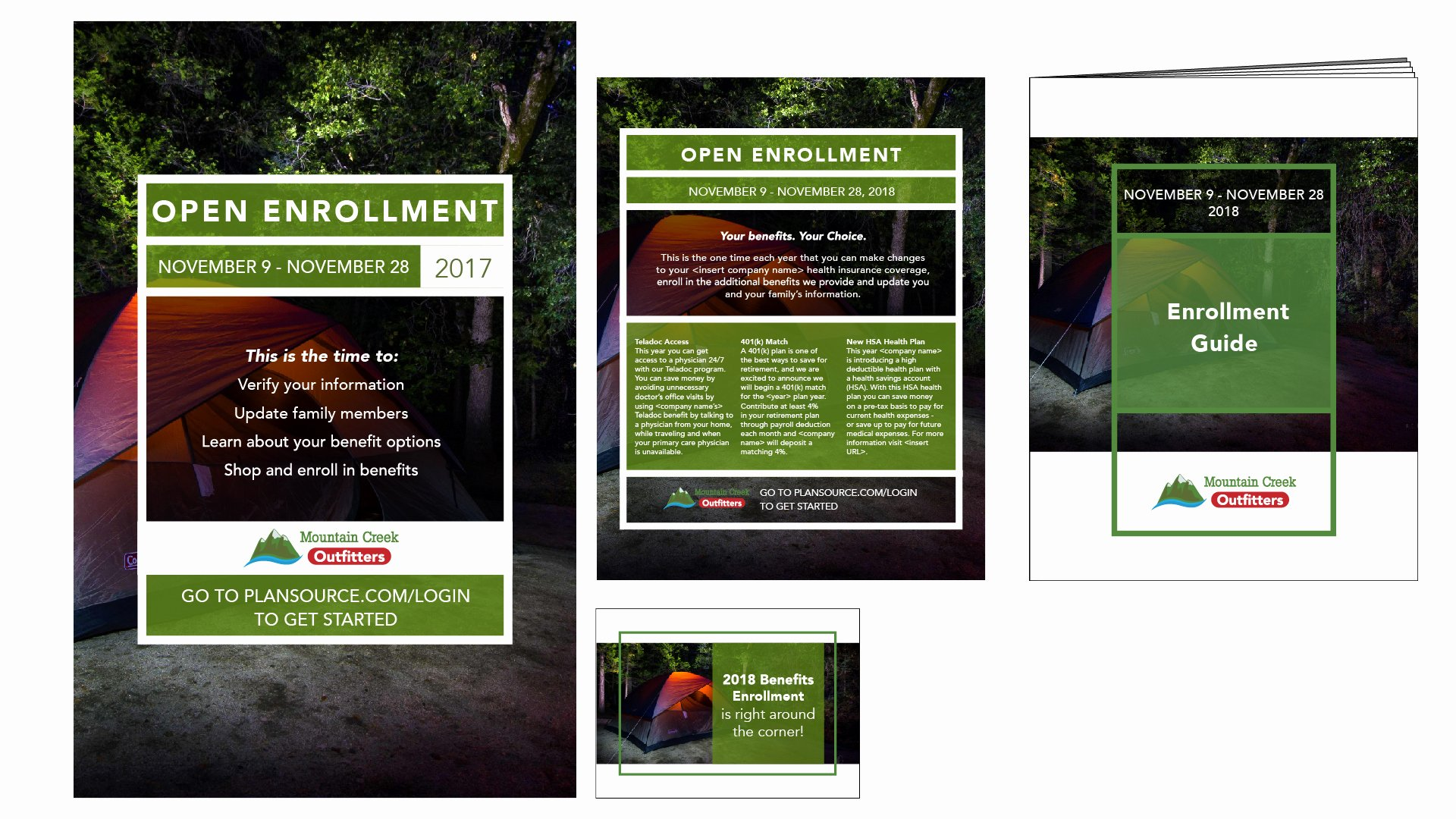 Benefit Enrollment form Template Elegant 2020 Open Enrollment Kit