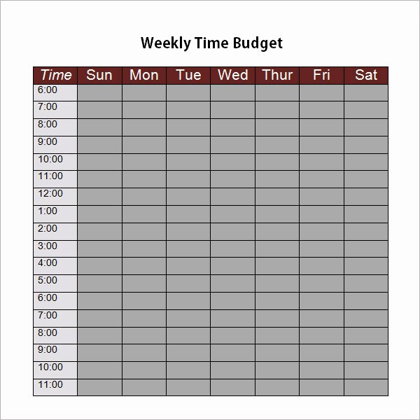 Bi Weekly Budget Excel Template Best Of 26 Free Bi Weekly Bud Templates Ms Fice Documents
