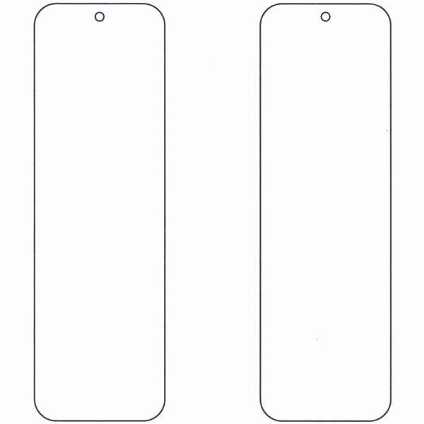 Blank Bookmark Template Word Lovely Bookmark Template Image by Oliverid5 On Bucket