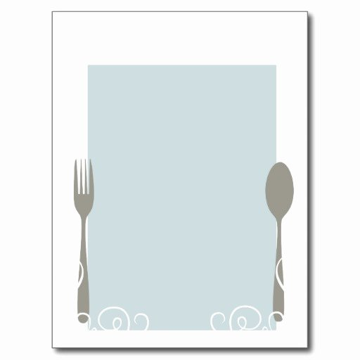 Blank Menu Template Free Awesome Blank Menu Clipart Best