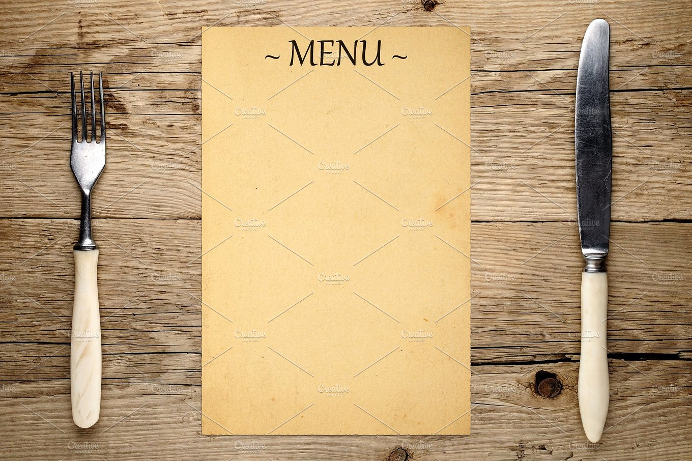 Blank Menu Template Free Fresh 16 Blank Menu Designs Psd Vector format Download