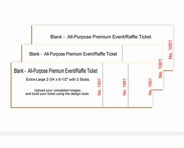 Blank Raffle Ticket Template Inspirational Blank Ticket Templates Best Ticket Printing