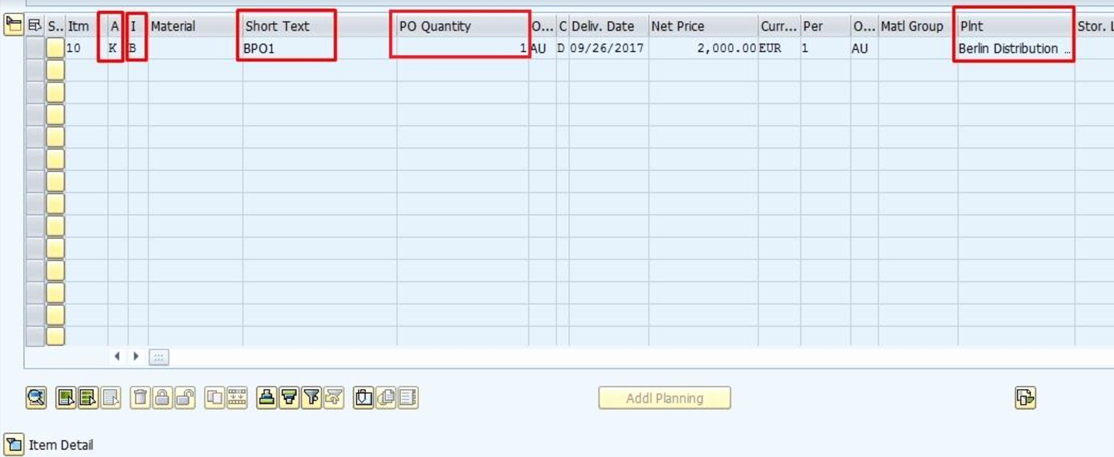 Blanket Purchase order Template New Sap Blanket Purchase order Tutorial Free Sap Mm Training
