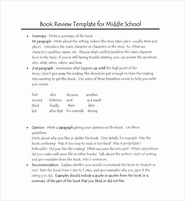 Book Review Template Pdf Lovely 8 Sample Book Report Templates