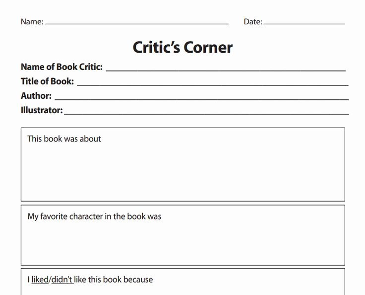 Book Review Template Pdf Luxury Book Review Template From