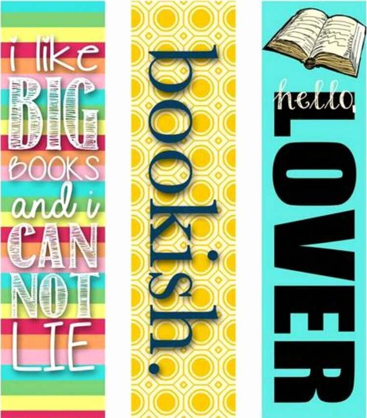 Bookmark Template for Word Beautiful 28 Free Bookmark Templates Design Your Bookmarks In Style
