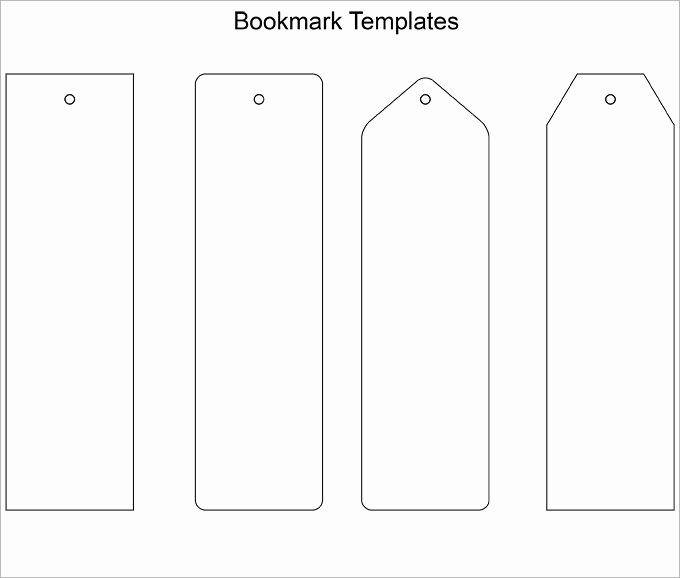 Bookmark Template for Word Lovely Blank Bookmark Template 135 Free Psd Ai Eps Word