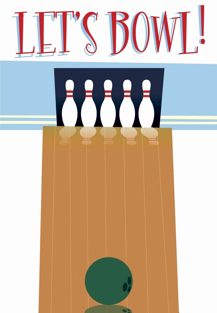 Bowling Party Invitation Template Best Of Best 20 Bowling Party Invitations Ideas On Pinterest