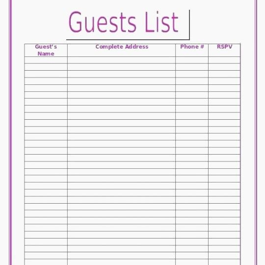 Bridal Shower Checklist Template New top Gutsy Blank Multiplication Table Printable