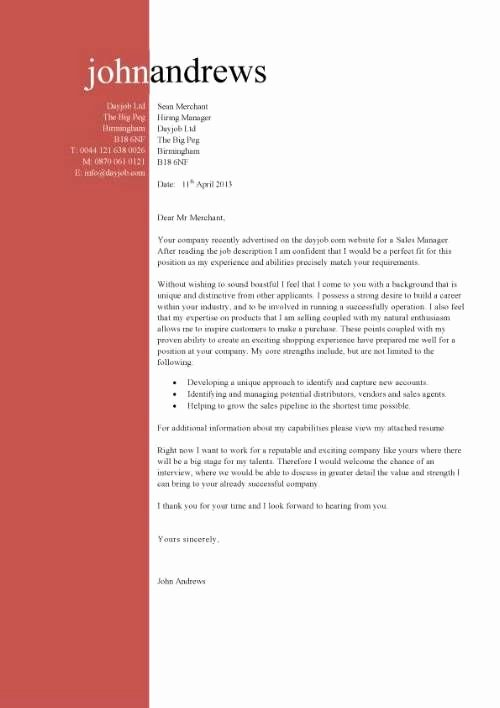 Business Cover Letter Template Elegant Business Plan Cover Letter